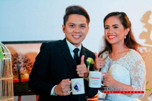 Paolo and Michelle's Wedding @ Forest Barn Tagaytay