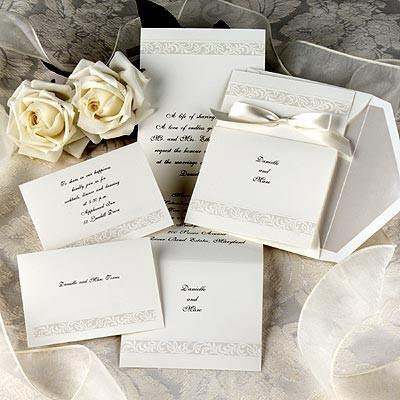 Philippine Wedding Invitations