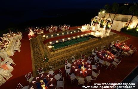 FREE Wedding Venue Tour At Tagaytay City