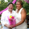 Not complicated: Wedding vows for two women in love