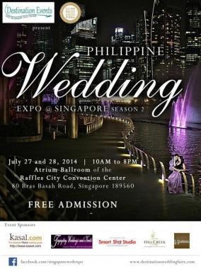 PH wedding planners out to woo clients abroad