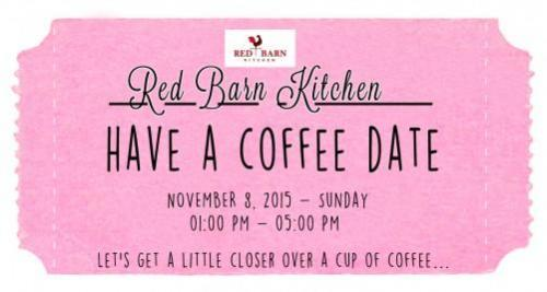 Coffee Date at Red Barn Kitchen - Tagaytay