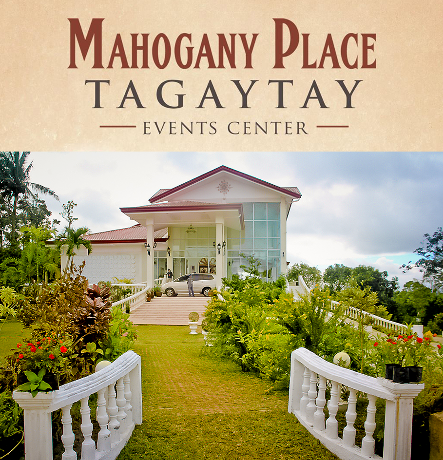 Mahogany Place Tagaytay To Towns Delight The Caterer Laguna Catering Services