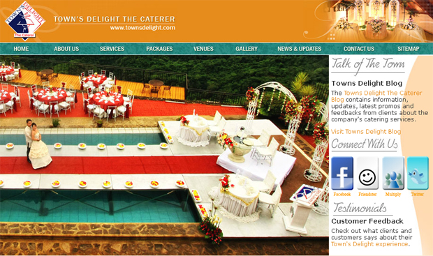 Tagaytay Wedding Caterer